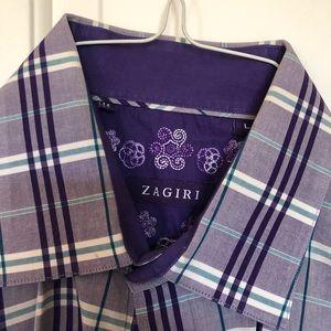 Zagiri Men's Long-sleeve Shirt.